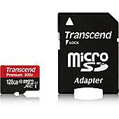 Transcend Premium 128 GB microSDXC