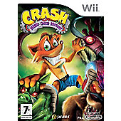 Crash Bandicoot Mind Over Mutant Game Wii