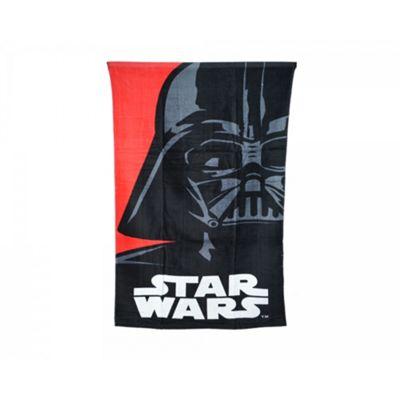 Character Darth Vader Printed Beach Towel