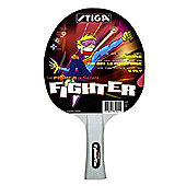 Stiga Hobby Fighter Table Tennis Bat