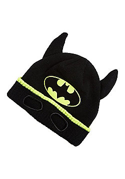 DC Comics Batman Ears Beanie - Black