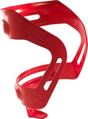 T-ONE Anyway Bottle Cage: Red