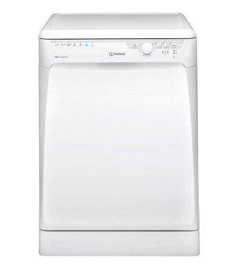 Indesit Extra Baby Care DFP 27T96 Z UK Dishwasher - White