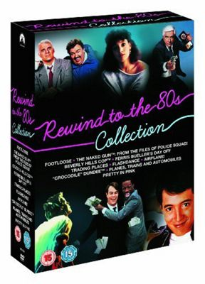 Rewind To The 80S Collection (DVD Boxset)