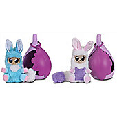 Sleepy Pod Bush Baby Bundle - Adero and Abi - 2 Items Supplied
