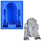 Star Wars - Deluxe Silicone Ice Tray R2D2 - Kotobukiya