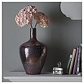 Fox & Ivy Lilac Mercury Effect Vase