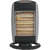 Status Oscillating Halogen Heater 1200W
