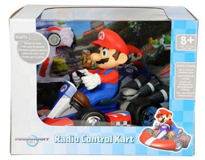 Super Mario RC Mario Kart 1:8 Scale Mario