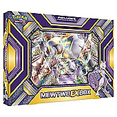 Pokemon TCG: MewTwo EX Box