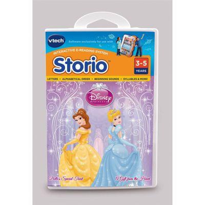 Storio Vtech Animated Reading System Disney Princess