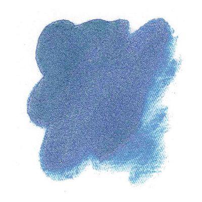 Seta Opaque - Shimmer Electric Blue