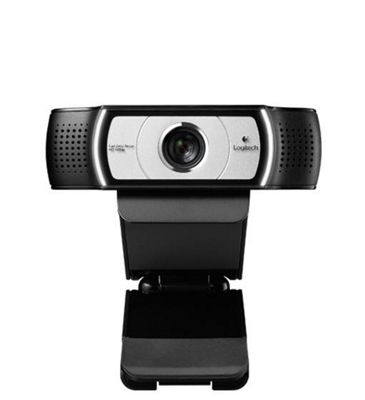 Logitech C930e Webcam - Full HD 1080p (1920 x 1080) H.264/SVC