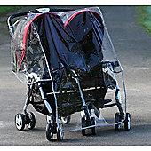 Diono Twin Stroller Raincover