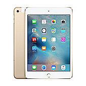 iPad mini 4, 128GB, Wi-Fi - Gold