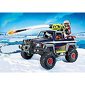 Playmobil Ice Prates with Snow Truck