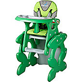 Caretero Primus 2 in 1 Highchair (Green)