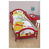 Winnie The Pooh Junior Duvet Cover Set