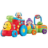 Fisher-Price Laugh & Learn Puppy's Smart Stages Train