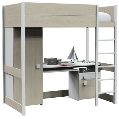 Altruna Docker Bedroom Set