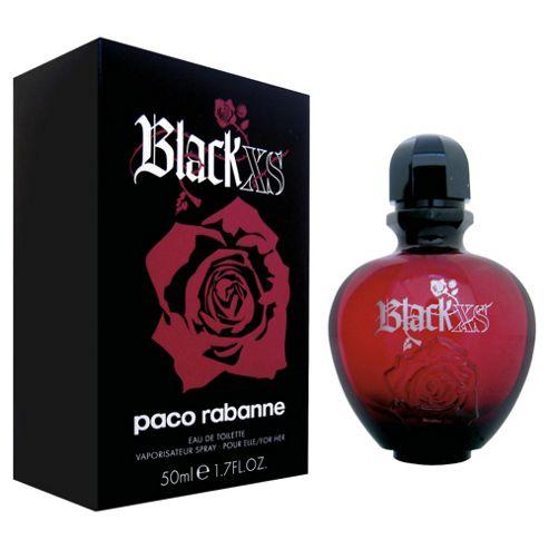 Paco Rabanne XS Black For Her EDT Spray 50ml