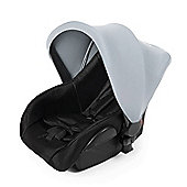 Ickle Bubba Stomp V2 Car Seat - Silver
