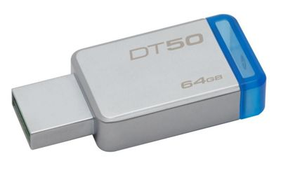 Kingston DataTraveler 50 - DT50 USB Drive 3.0 - 64 GB