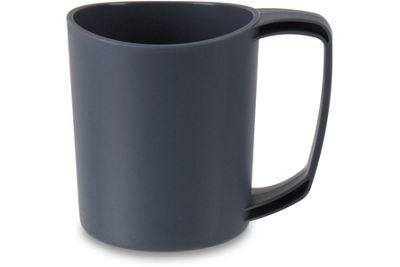Lifeventure 355ml Ellipse Mug Graphite