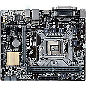 Asus H110M-D Intel Socket 1151 Motherboard