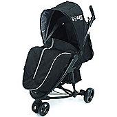 iSafe Visual 3 Stroller (Black)