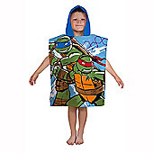 Teenage Mutant Ninja Turtles Dimension Poncho Towel
