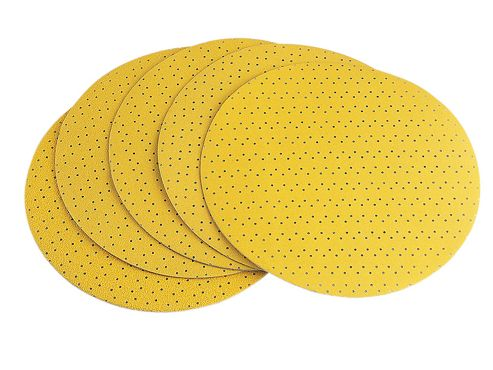 Flex Hook & Loop Sanding Paper Perforated To Suit WS-702 80 Grit Pack 25