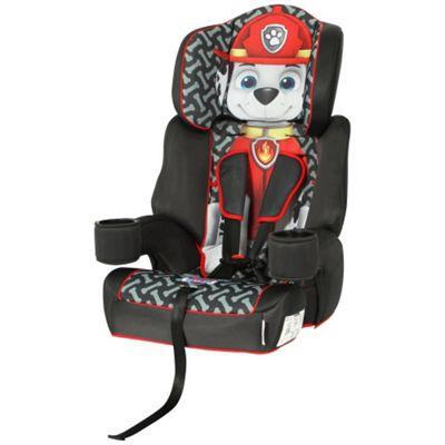 Kids Embrace Paw Patrol Childs Car Seat 1-2-3