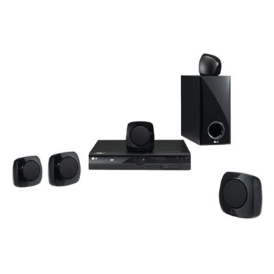 LG DH3120S 5.1 DVD home cinema system