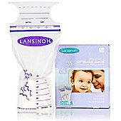 Lansinoh Breastmilk Storage Bags (25 pieces)