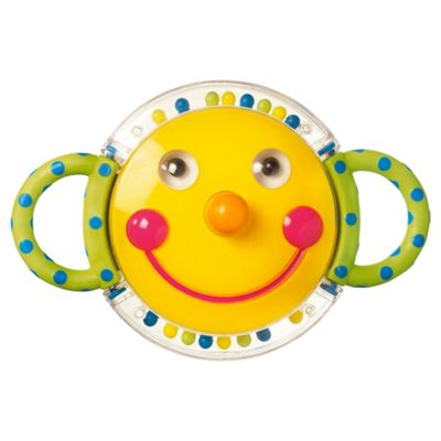 Tommee Tippee Smiley Face Rattle