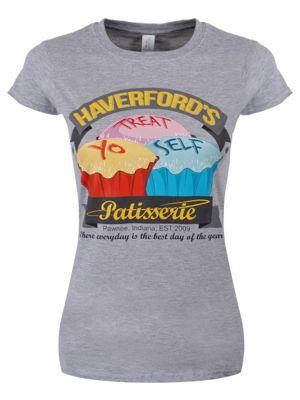 Treat Yo Self Grey Women's T-shirt