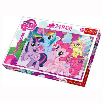 My Little Pony 24 Piece Maxi Jigsaw Puzzle