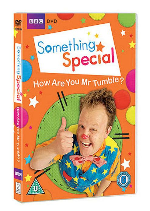 Something Special - How Are You Mr Tumble? (DVD)
