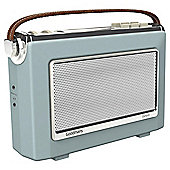 Goodmans Oxford DAB and FM Portable Digital Radio - Sky Blue