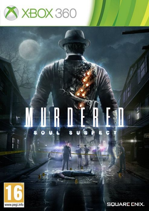 Murdered Soul Suspect (REPLEN)