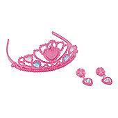 ELC Tiara and Earrings Set