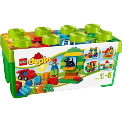 LEGO Duplo All-In-One-Box-Of-Fun 10572 Building Toy