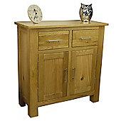 Oakland Oak Sideboard - Mini Sideboard - Medium Oak