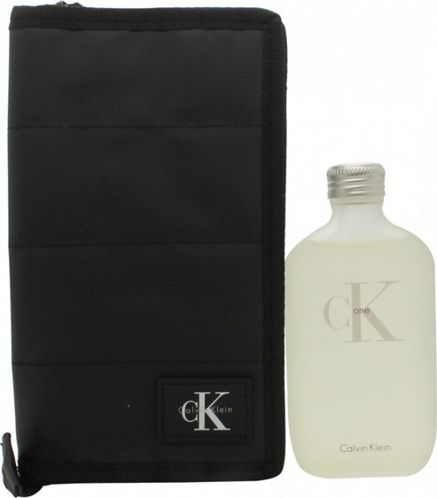 Calvin Klein CK One Gift Set 100ml EDT + Organiser