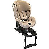 BeSafe iZi Comfort X3 ISOFIX Car Seat (Ivory Melange)