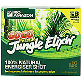GoGo Guarana Jungle Elixir Phials - 10 x 15ml