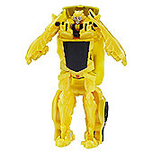Transformers: The Last Knight 1-Step Turbo Changer Figure - Bumblebee