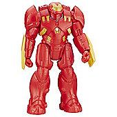 Marvel Avengers Titan Hero Hulk Buster Figure