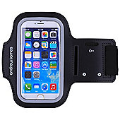 Andrew James Large Smartphone Running Armband In Black